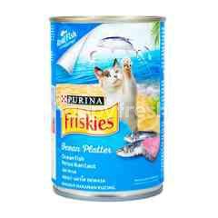 Friskies Adult Cat Food Ocean Platter