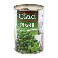 Ciao Canned Processed Peas