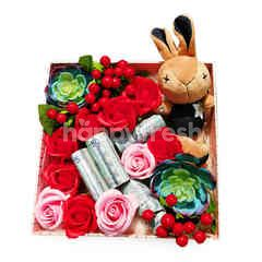 Garden Scents Soap Flower & Cash