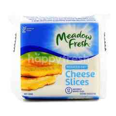 Meadow Fresh Reduced Fat Cheese Slices (12 Slices)