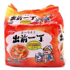 Nissin Spicy Sesame Flavour Instant Noodles