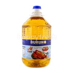 BURUH Filtered Cooking Oil