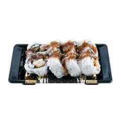 Aeon Chicken Teriyaki Roll