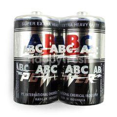 ABC Baterai R14 Super Power