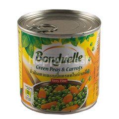 Bonduelle Green Peas & Carrots