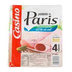 คาสิโน ปารีสแฮม 4 แผ่น