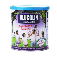 Glucolin Glucose Blackcurrant
