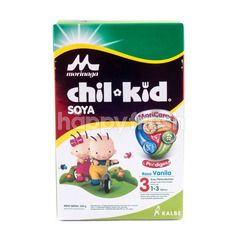 Morinaga Chil Kid 3 Kedelai