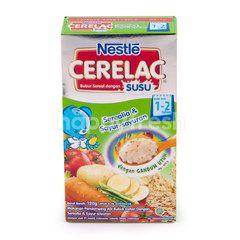 Cerelac Serealia & Vegetables Milk Cereal 1-2 Years