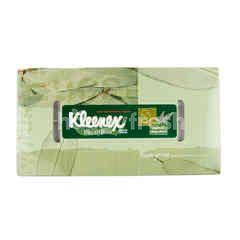 Kleenex 3-Ply White Facial Tissue Eucalyptus Flavour