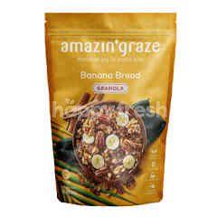Amazin' Graze Banana Bread Granola