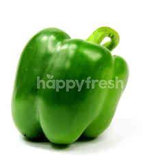 Lush Green Capsicum