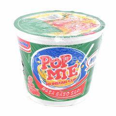 Pop Mie Meatball Instant Soup Noodle