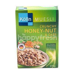 Kölln Crunchy Honey-Nut & Oats Cereal