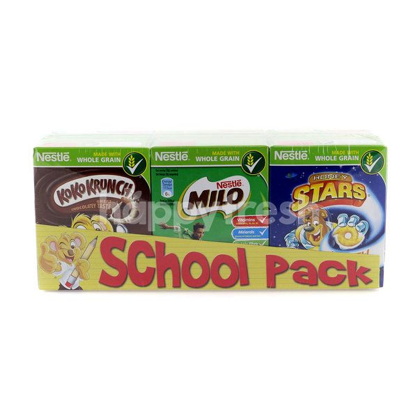 Nestlé School Pack Cereal