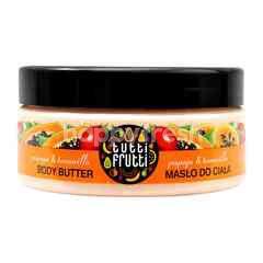 Tutti Frutti Papaya & Tamarillo Body Butter
