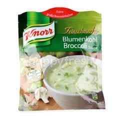 Knorr Blurnenkohl Broccolicream Suppe