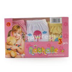 Nathalie Kids Underwear NTK 288 Size L