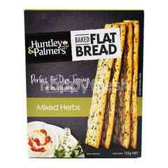 Huntley & Palmers Mixed Herbs Biscuits Baked Flat Bread