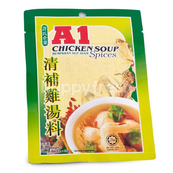 A1 Chicken Soup Spices