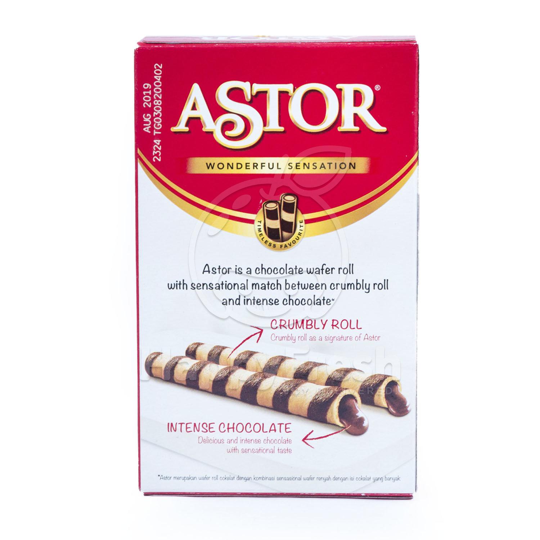 Astor Wafer Double Coklat 4 Kotak 150 Gram Biskuit Keluarga Teman Wisata - Page 2 -