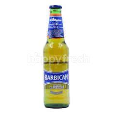 BARBICAN Malt Beverage - Pineapple Flavour