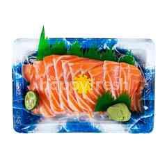 Aeon Salmon Belly Sashimi
