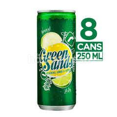 Green Sands Original Carbonated Drinks 8 can