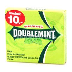Wrigley's Doublemint Mint Gum