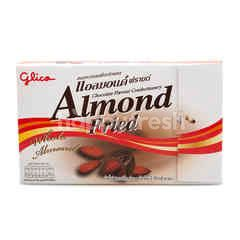 Glico Almond Fried Chocolate Flavour Confectionery