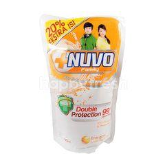 Nuvo Family Body Wash Energizing