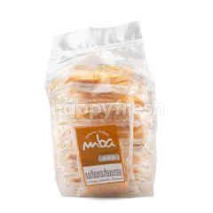 เอ็มบีเอ ขนมปังเนยกระเทียมอบกรอบ