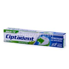 Ciptadent Maxi 12 Toothpaste Cool Spring Mint
