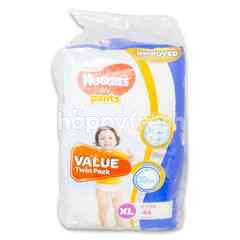 Huggies Mega Twin Pack Size XL (44 Pieces)