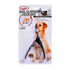 Samyu Nail Cutter Clipper For Dog