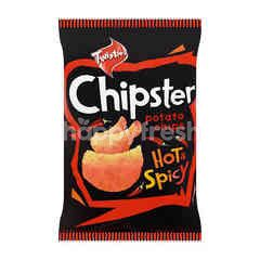 Twisties Chipster Hot & Spicy