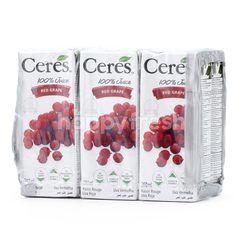 Ceresorganics Red Grape Juice