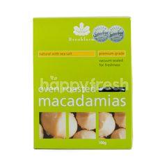 Brookfarm Oven Roasted Macadamias Natural