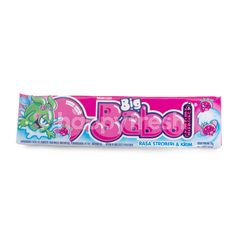 Big Babol Strawberry Cream