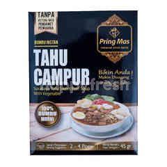 Pring Mas Surabaya Tofu Sweet Beef Soup