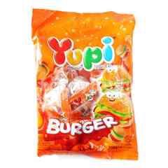 Yupi Permen Jeli Bentuk Burger