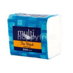 Multi Facial Tissue (200 sheets)