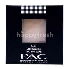 PAC Refill Long Wearing Two Way Cake 02 Ochre