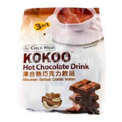 ChekHup Kokoo Hot Chocolate Drink