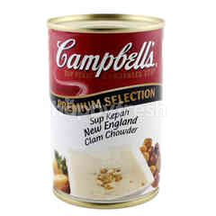 Campbell's Premium Selection New England Clam Chowder