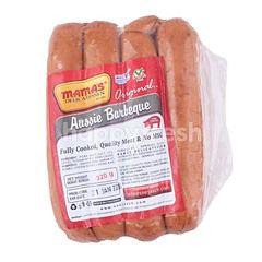 Mama's Pork Aussie BBQ Natural Casing