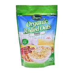Anzen Regular Organic Rolled Oats