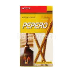 Lotte Pepero Nude Filled With Soft Chocolate