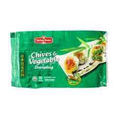 Spring Home Chives & Vegetable Dumpling