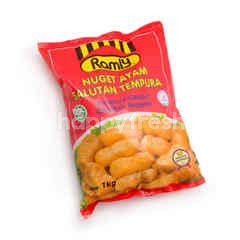 Ramly Tempura-Coated Chicken Nuggets